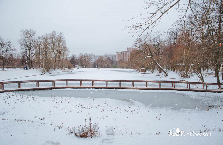 Большой Воронцовский пруд, Усадьба «Воронцово», Москва — ParkSeason