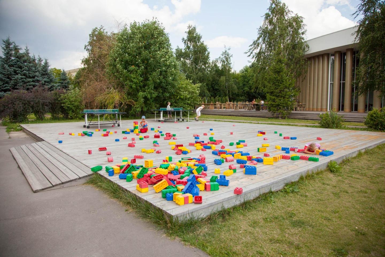 Детская площадка Lego — ParkSeason