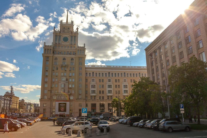 Отель «Пекин» — ParkSeason