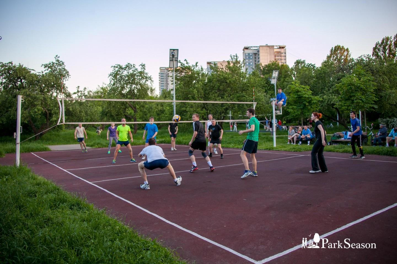 Волейбольная площадка, Парк «Северное Тушино», Москва — ParkSeason