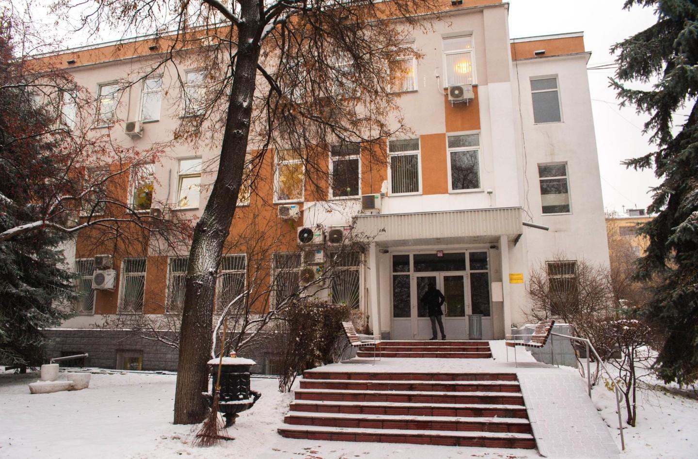 Дирекция, Парк «Красная Пресня», Москва — ParkSeason