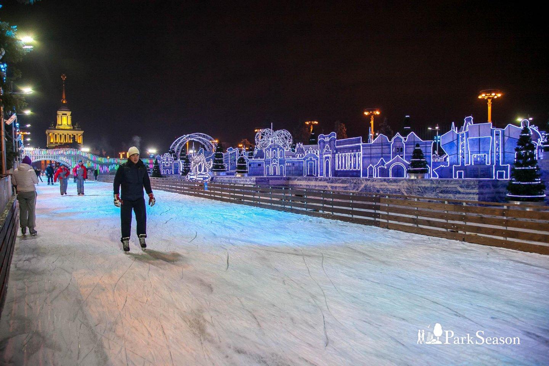 Каток на ВДНХ — ParkSeason