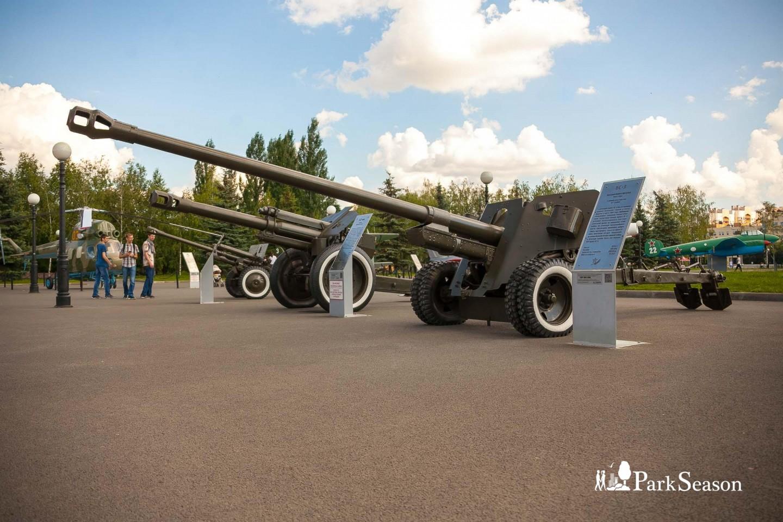 Выставка боевой техники — ParkSeason