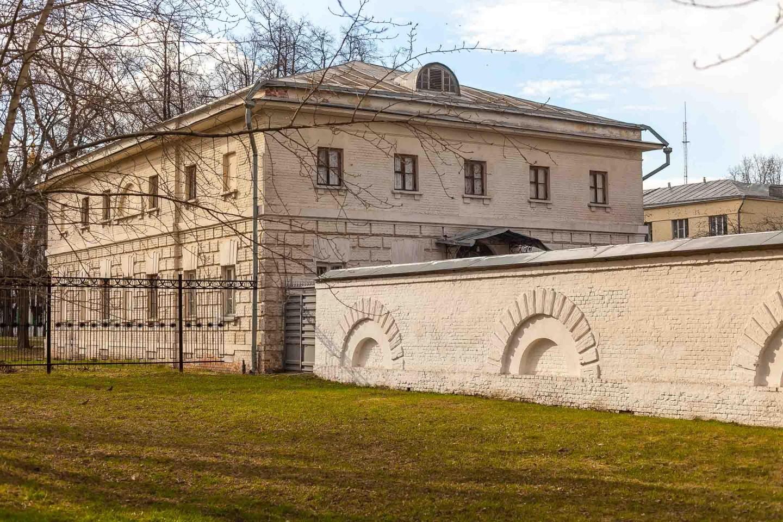 Кухонный флигель, Парк «Кузьминки», Москва — ParkSeason