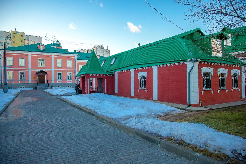 Гостиница, Усадьба «Коломенское», Москва — ParkSeason