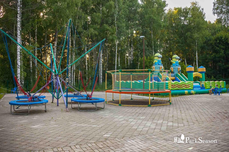 Детский городок «Мегалэнд» — ParkSeason