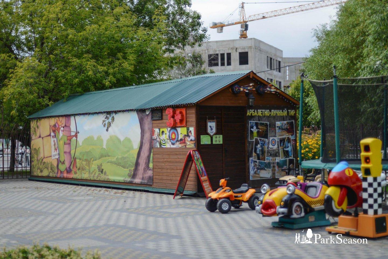 Арбалетно-лучный тир, Усадьба «Воронцово», Москва — ParkSeason