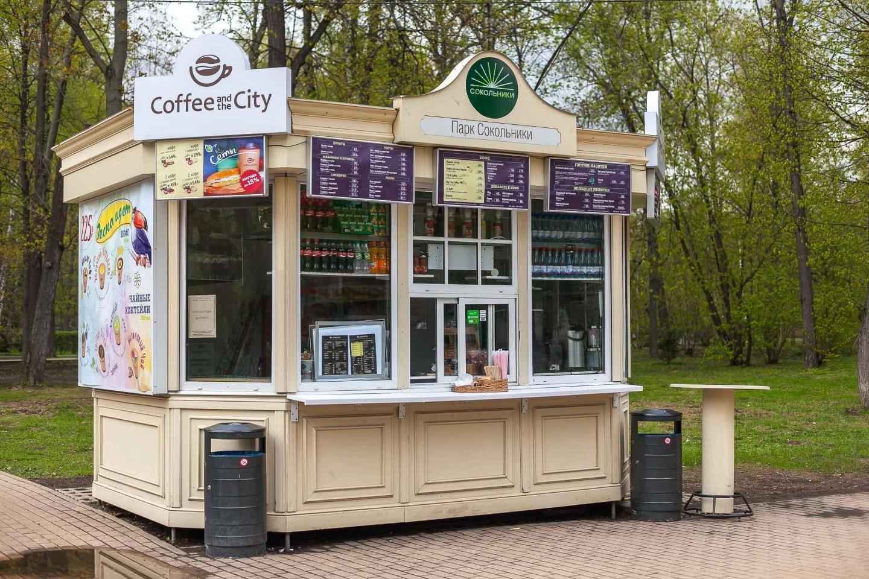 Coffee and the City, Парк «Сокольники», Москва — ParkSeason