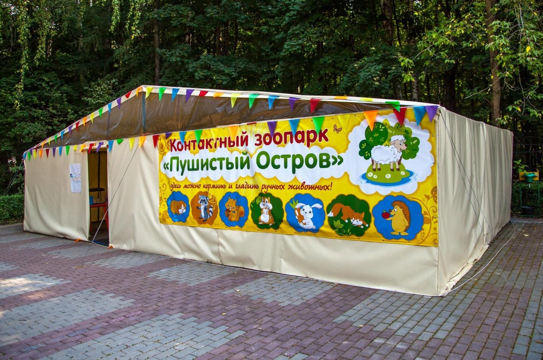 Контактный зоопарк, Парк «Измайловский», Москва — ParkSeason