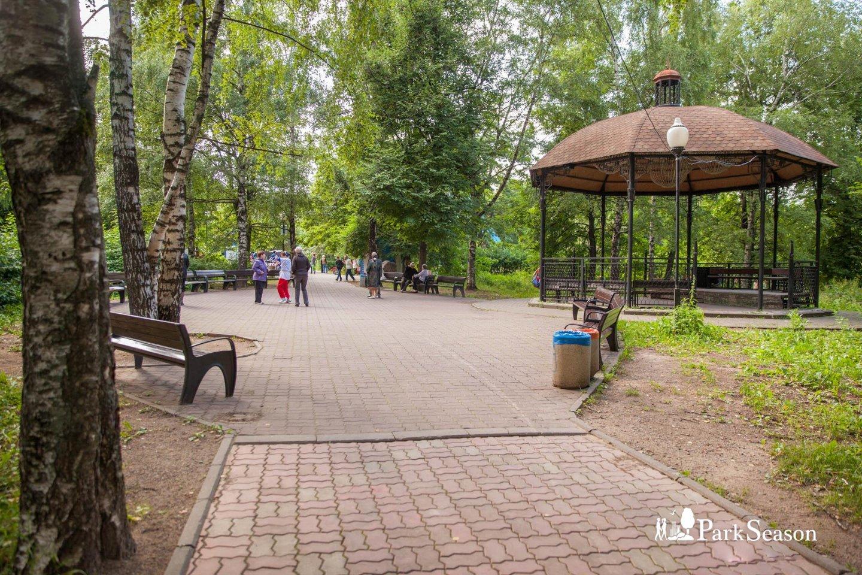 Танцевальная беседка, Парк «Северное Тушино», Москва — ParkSeason