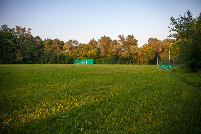 Футбольное поле, Музей-усадьба «Архангельское», Москва — ParkSeason
