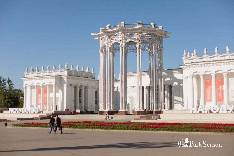Павильон № 66: «Культура» (на реконструкции), ВДНХ, Москва — ParkSeason