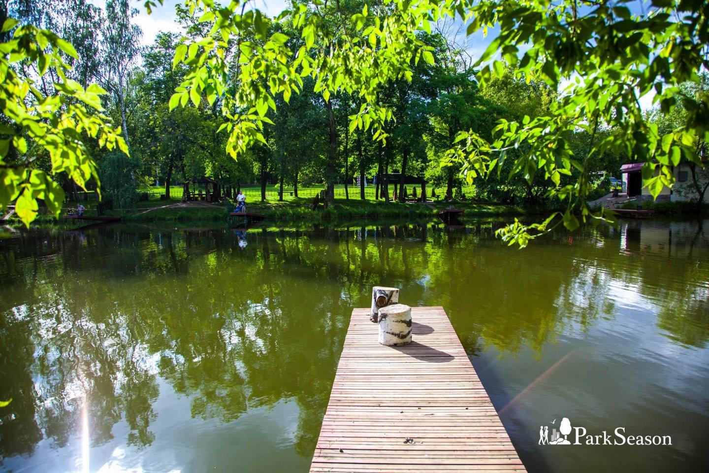 Рыбное хозяйство «Рыбацкая деревня», ВДНХ, Москва — ParkSeason