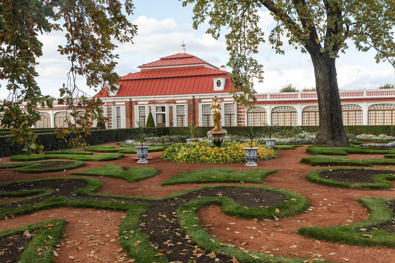 Китайский садик Музея «Банный корпус» — ParkSeason