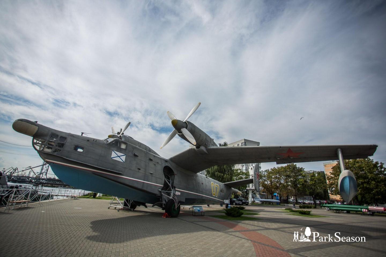 Гидросамолет «Бе-12» — ParkSeason