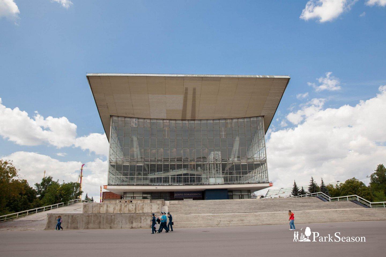Павильон № 70: «Москва», ВДНХ, Москва — ParkSeason