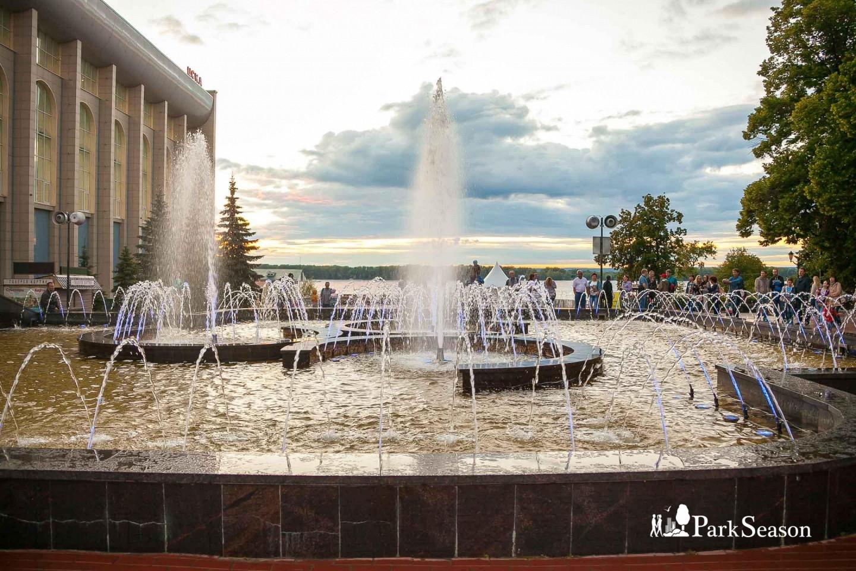 Поющие фонтаны — ParkSeason
