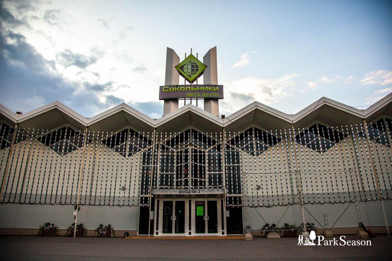 Павильон № 2, Парк «Сокольники», Москва — ParkSeason