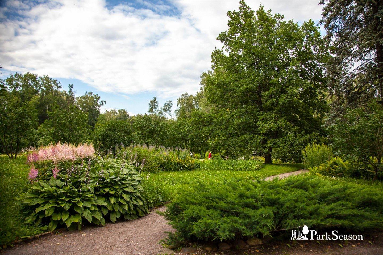 Сиреневый сад, Парк «Сокольники», Москва — ParkSeason