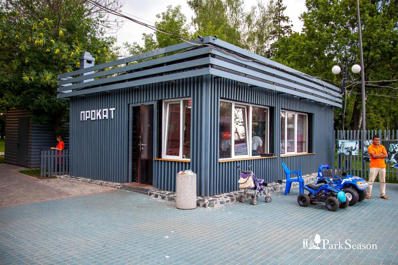 Пункт проката спортинвентаря, Лианозовский парк, Москва — ParkSeason