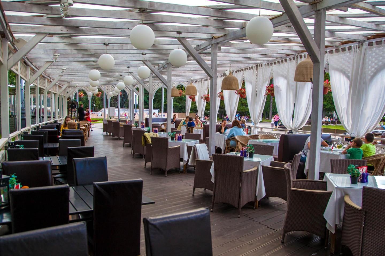 Кафе «Мастерская еды», Парк «Сокольники», Москва — ParkSeason