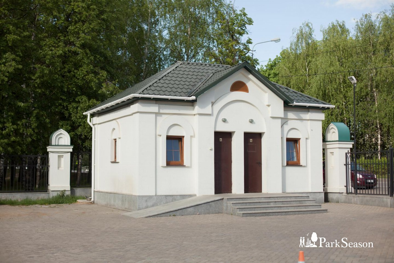 Туалет при церкви — ParkSeason