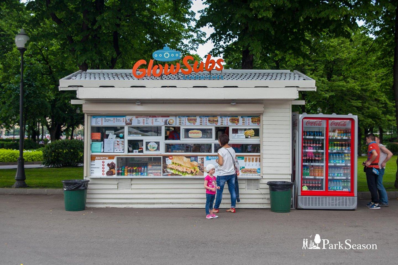 Кафе GlowSubs — ParkSeason