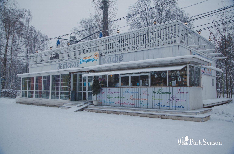 Детское кафе «Синьор Джуниор», Парк «Сокольники», Москва — ParkSeason