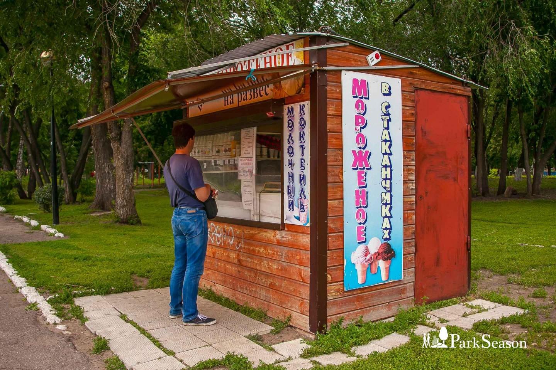 Киоск с мороженым и молочными коктейлями — ParkSeason