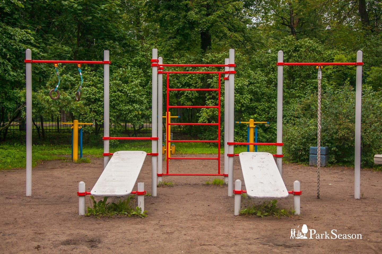 Площадка WorkOut и уличные тренажеры — ParkSeason