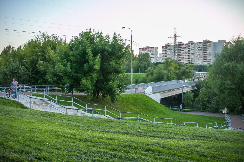 Бетонный мост — ParkSeason
