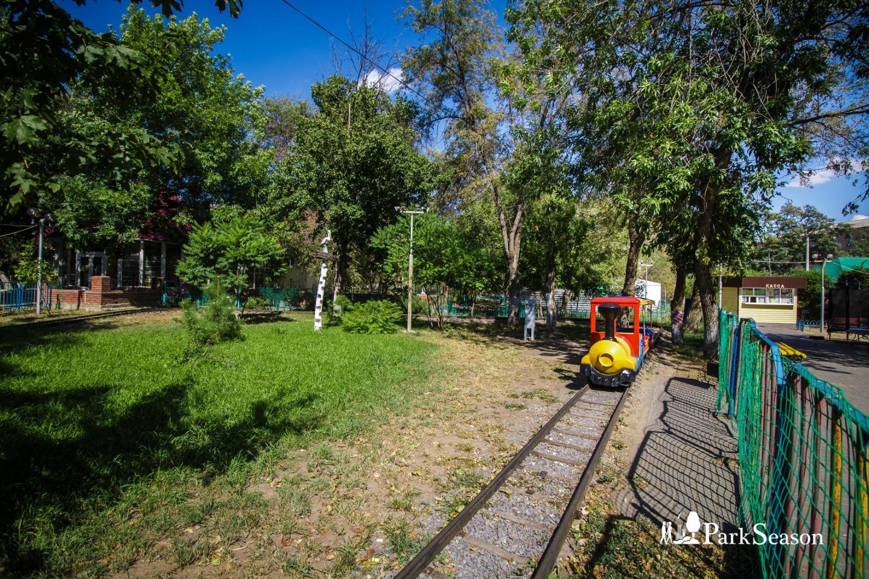 Аттракцион «Детская железная дорога» — ParkSeason