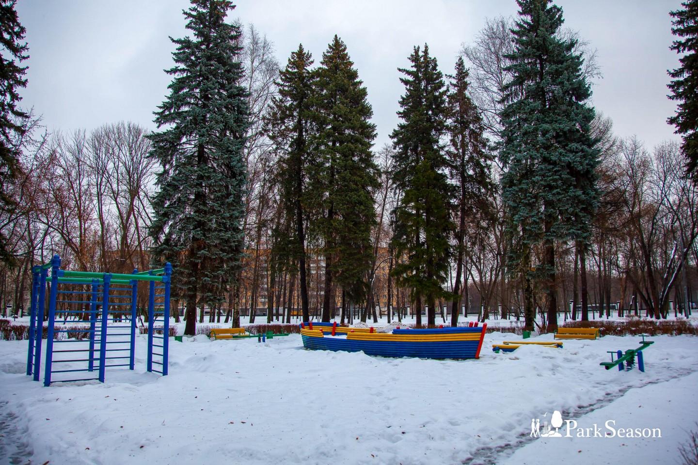 Детская площадка , Парк Северного речного вокзала, Москва — ParkSeason