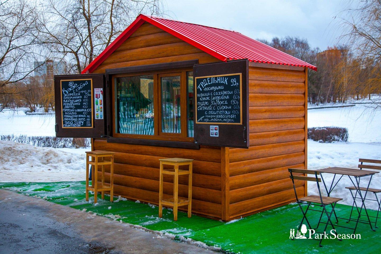 Киоск «Трдельник», Парк Дружбы, Москва — ParkSeason