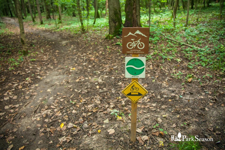 Трасса для горного велосипеда — ParkSeason