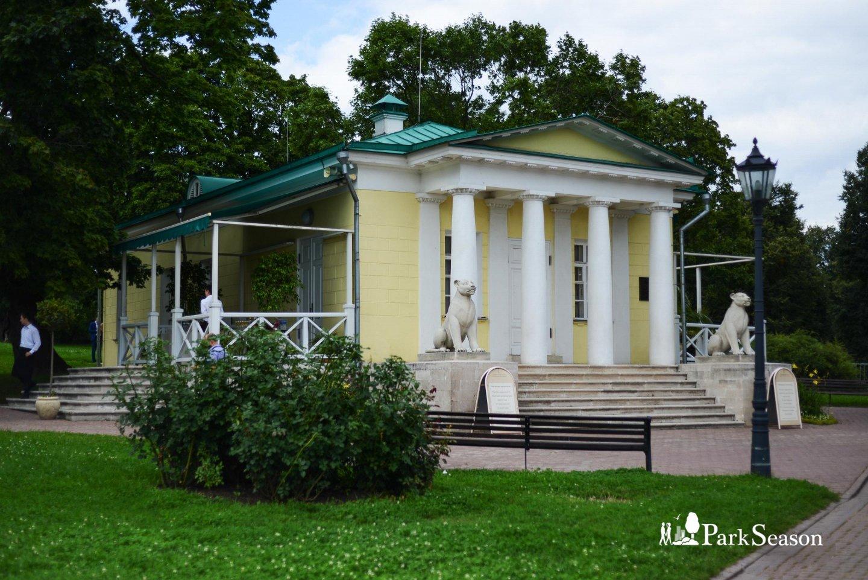 Дворцовый павильон 1825 года, Усадьба «Коломенское», Москва — ParkSeason