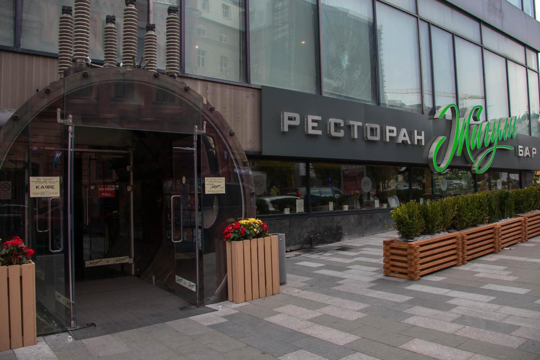 Ресторан-бар «Жигули» — ParkSeason