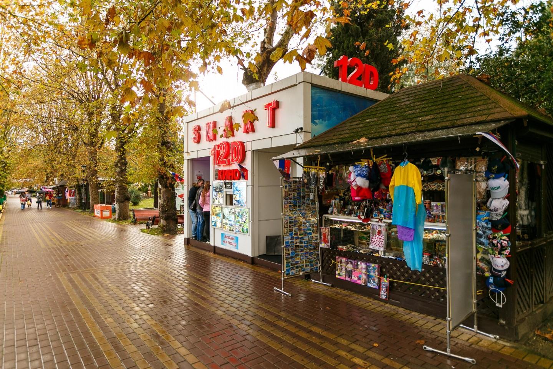 Кино 12D Smart — ParkSeason