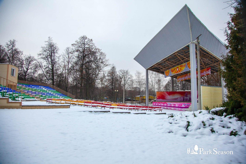 Эстрада «Солнечная», Парк «Измайловский», Москва — ParkSeason
