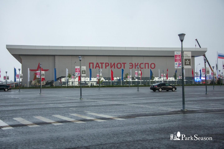 Конгрессно-выставочный центр, Парк «Патриот», Москва — ParkSeason