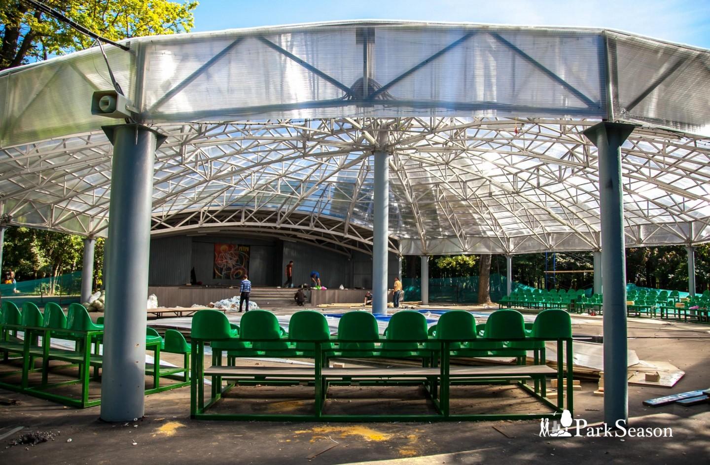 Эстрада, Парк имени Льва Толстого (Химки), Москва — ParkSeason