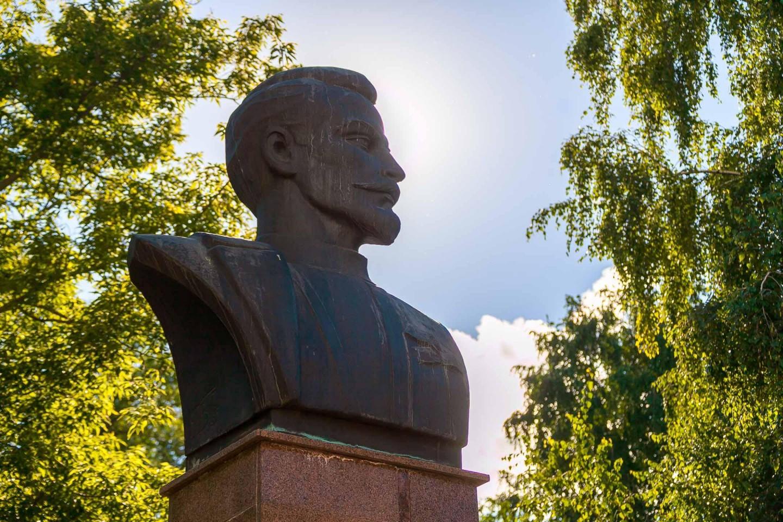 Памятник Н. А. Щорсу — ParkSeason