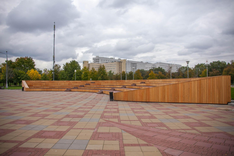Амфитеатр — ParkSeason