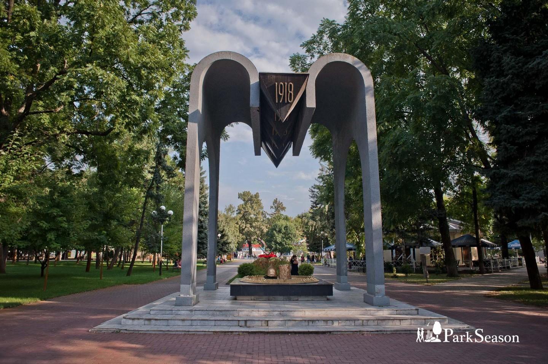 Памятник жертвам Гражданской войны — ParkSeason
