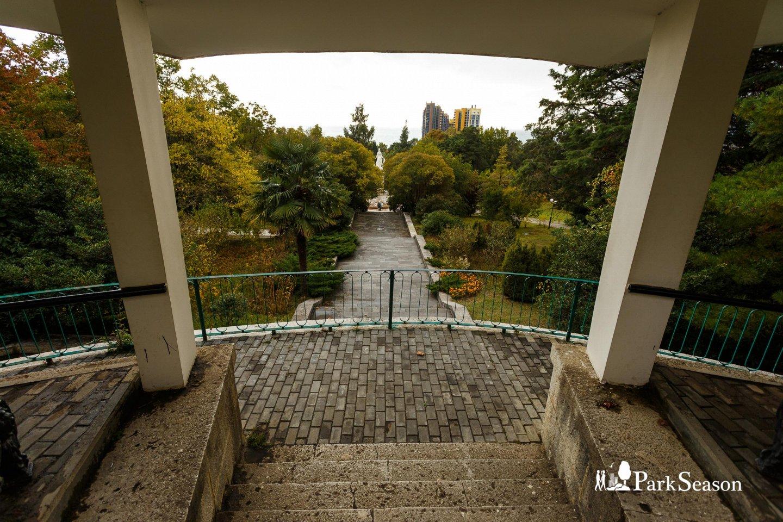 Видовая площадка — ParkSeason