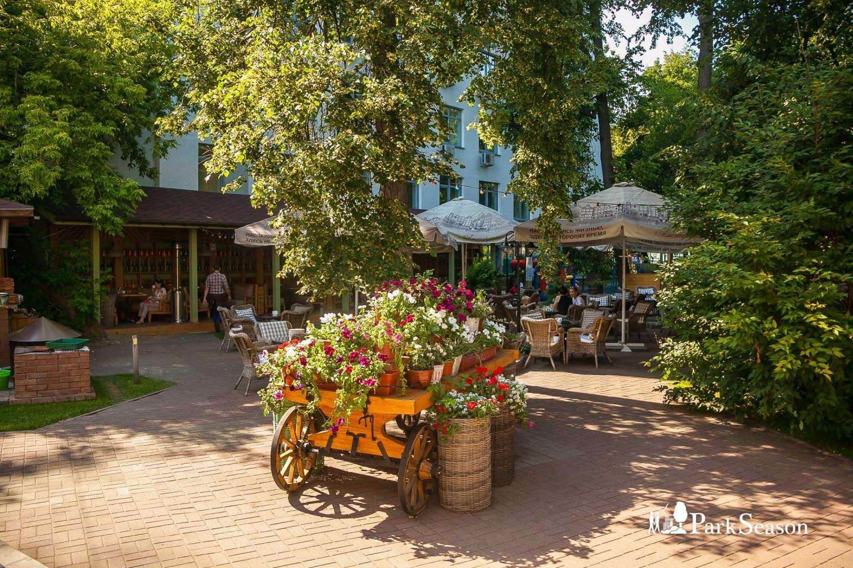Веранда «Грузинский дворик» — ParkSeason