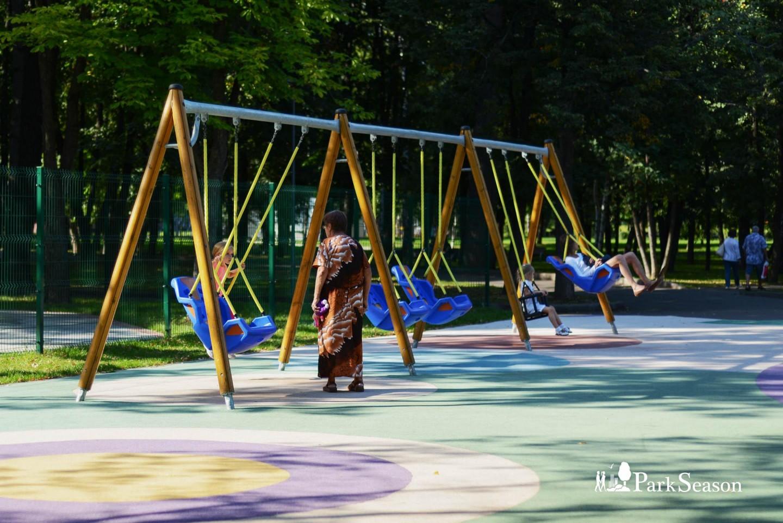 Детские площадки, Парк «Перовский», Москва — ParkSeason