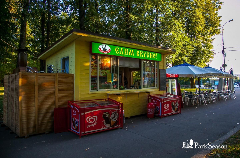 Киоск «Едим вкусно», Парк Северного речного вокзала, Москва — ParkSeason