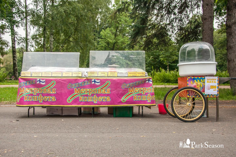 Финская метровая конфета — ParkSeason