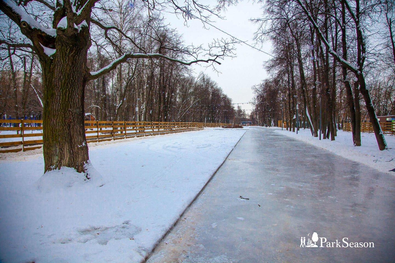 Большой каток в парке «Перовский», Парк «Перовский», Москва — ParkSeason